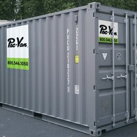 Container refrigerado 20 pés preço