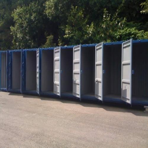 Container almoxarifado preço
