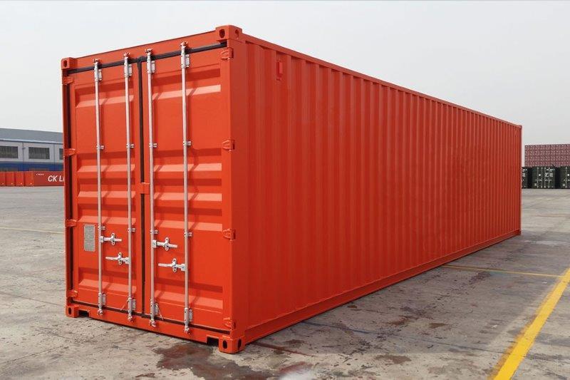 Container marítimo HC