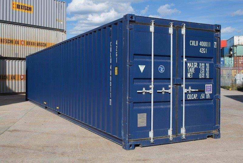 Container para venda