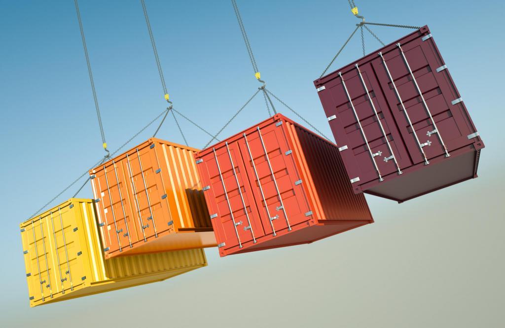 Garra can para container