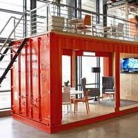Aluguel de container para stand