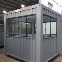 Container guarita