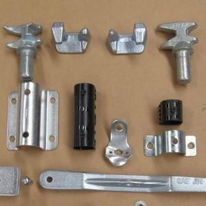 Fabricante de peças para container