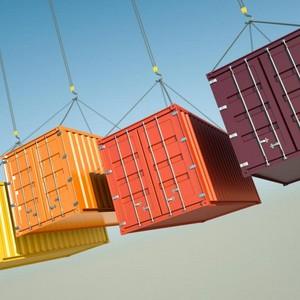 Garra can para container SP