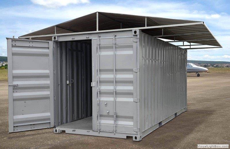 Venda de container para obra
